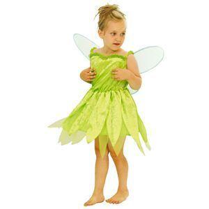 RUBIE'S(ルービーズ) DISNEY(ディズニー) コスプレ ピーターパンシリーズ Child Tinkerbell(ティンカーベル)