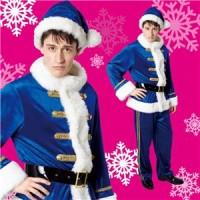 【クリスマスコスプレ 衣装】サンタプリンス